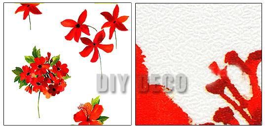 꽃무늬시트 HWP-037 (1M) - 디아이와이데코, 2,500원, 벽지/시트지, 플라워 시트